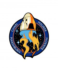 The official insignia for NASA's SpaceX Crew-3 launch.
