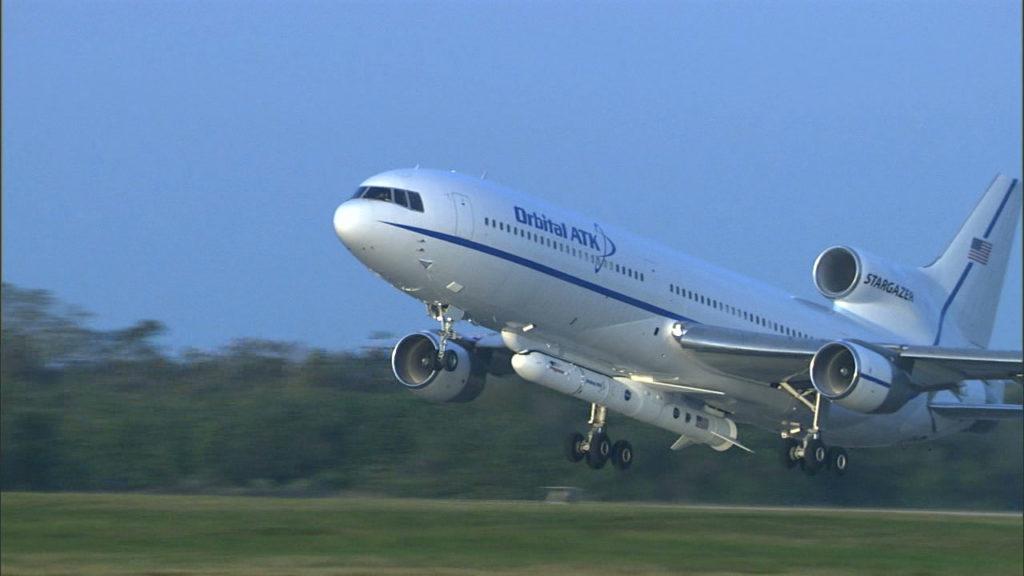 Orbital Takeoff