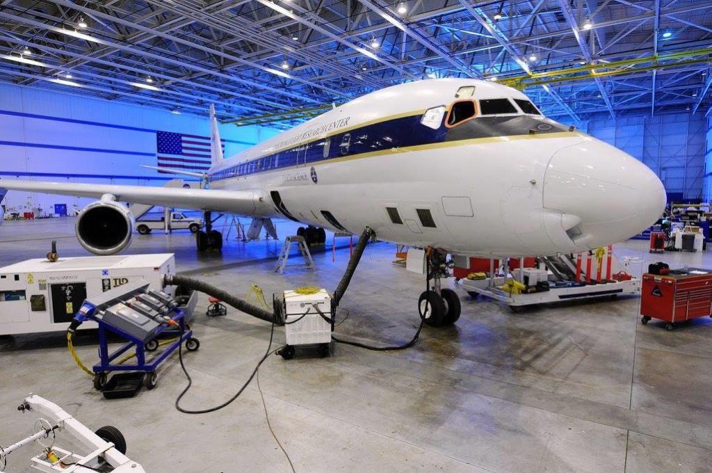 DC-8 Aircraft