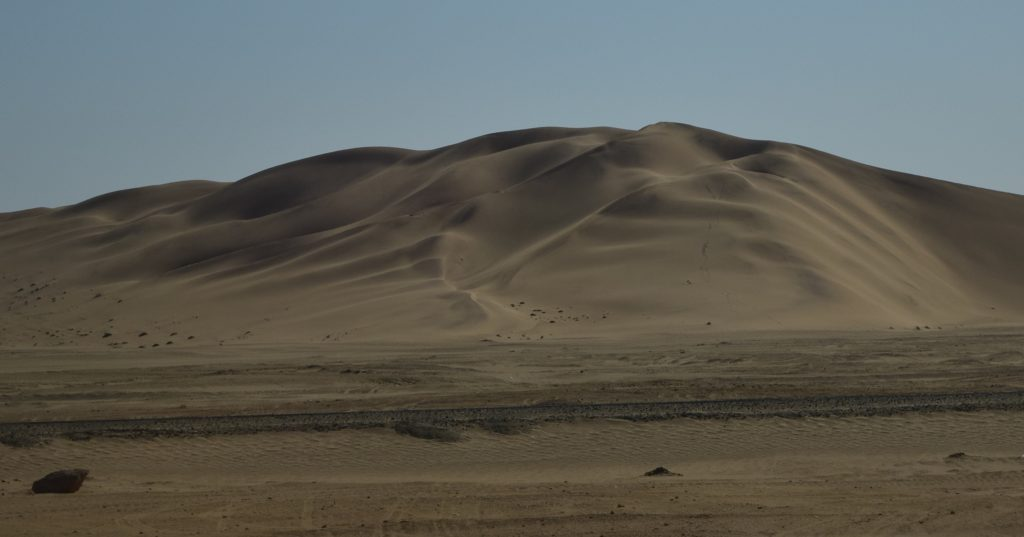 Dune 7 from a distance. Credit: NASA/Jane Peterson