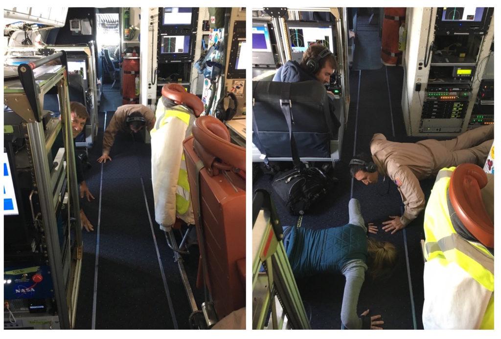 Pushups_DC8_Antarctica