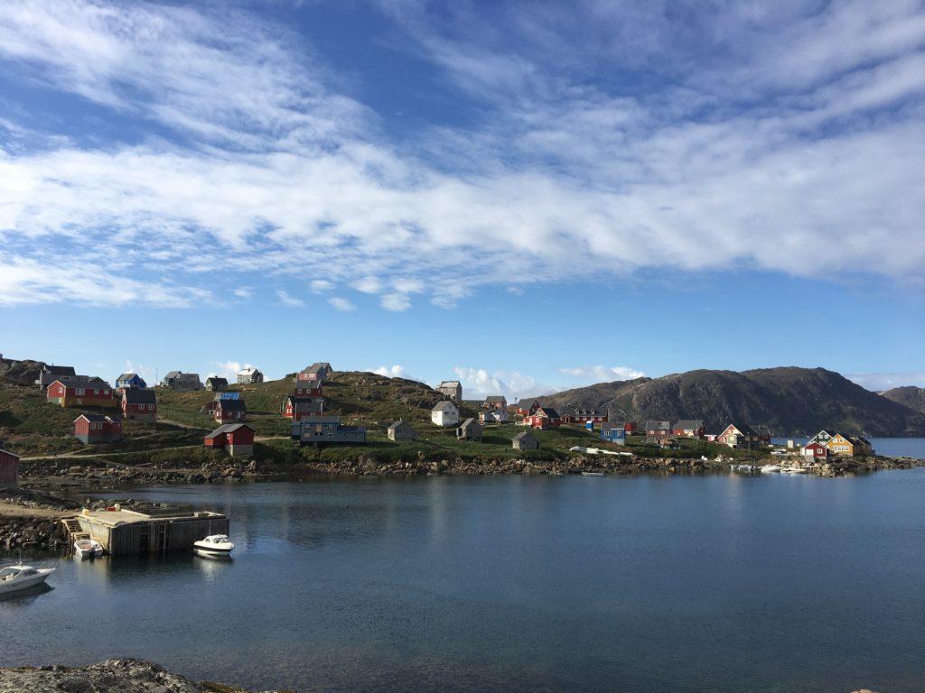 Kulusuk, Greenland. Credit: NASA/JPL-Caltech