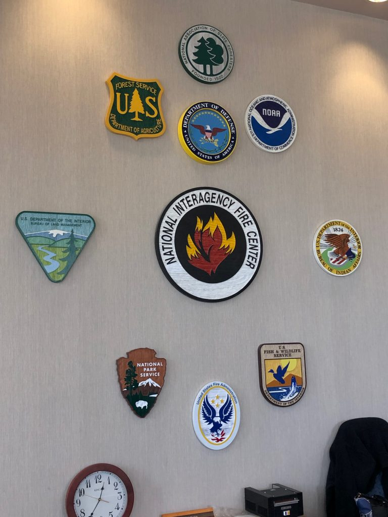 Boise is home to the National Interagency Fire Center (NIFC), a multi agency coordination center for fighting fires across the United States. NIFC, the U.S. Forest Service, the Joint Science Fire Program, the Bureau of Land Management as well as the National Science Foundation, the U.S. Environmental Protection Agency, and the California Air Resources Board are all partners in the FIREX-AQ campaign.