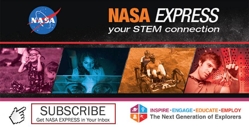 Webcasts – NASA EXPRESS