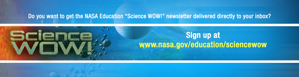 Science WOW! banner