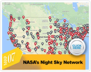 Map of Eclipse Events across the U.S.