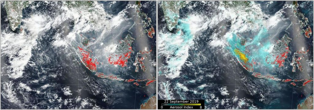 Indonesian fires