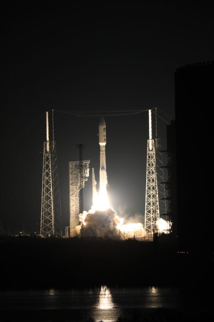 GOES-R Liftoff