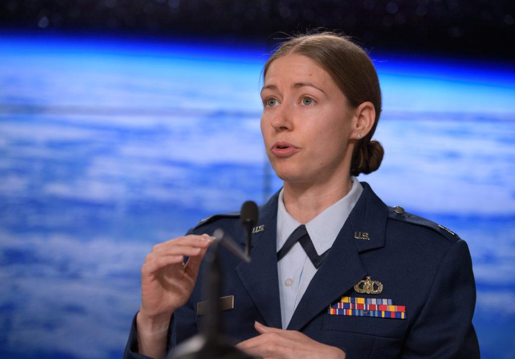 Capt. Jennifer Haden