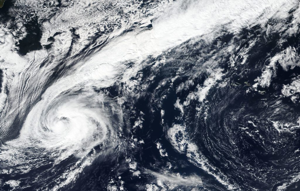 NPP image of Leslie