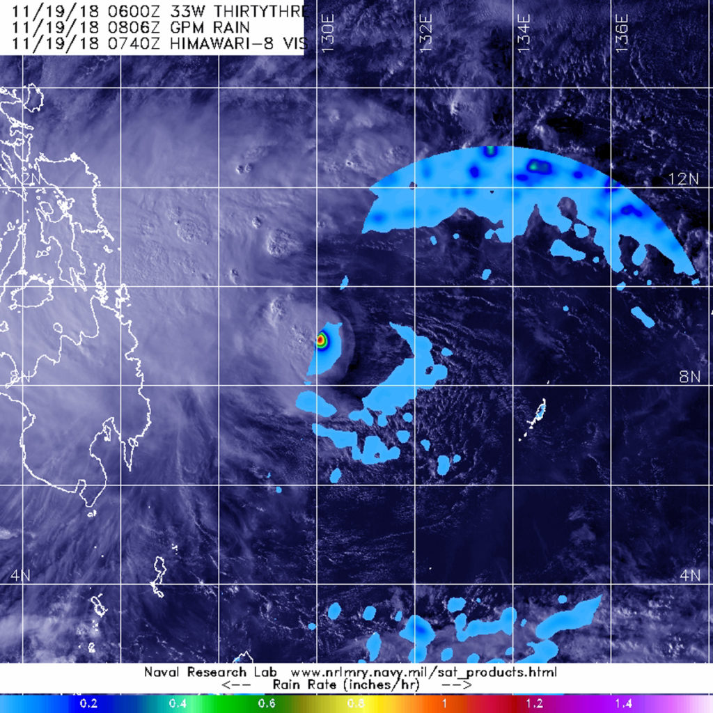 GPM image of 33W