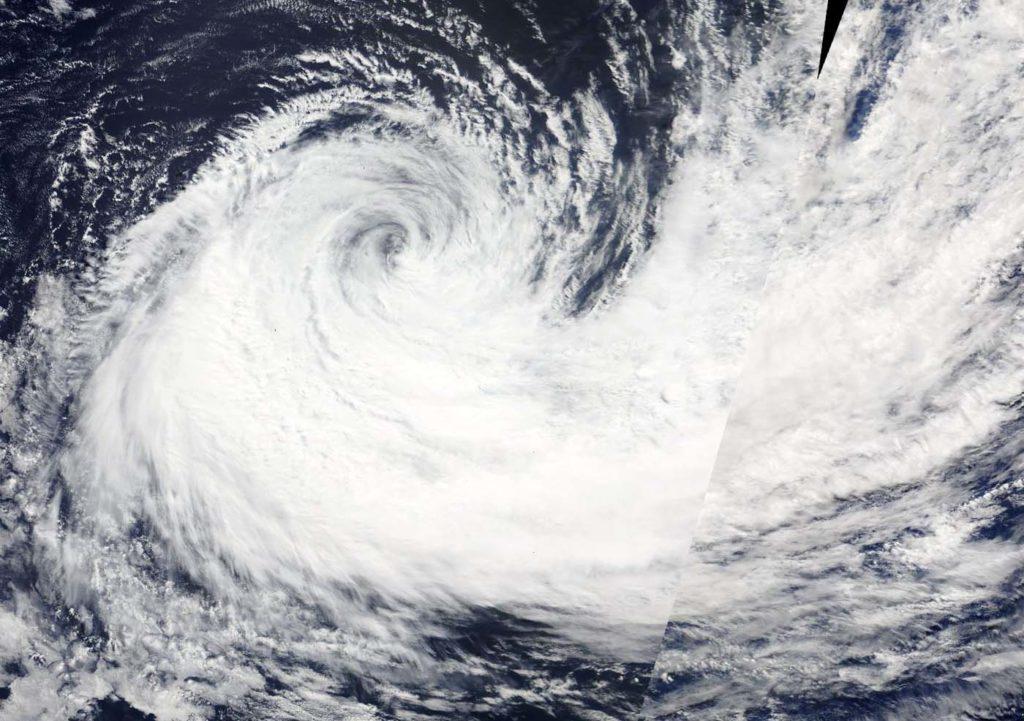 Terra image of Haleh