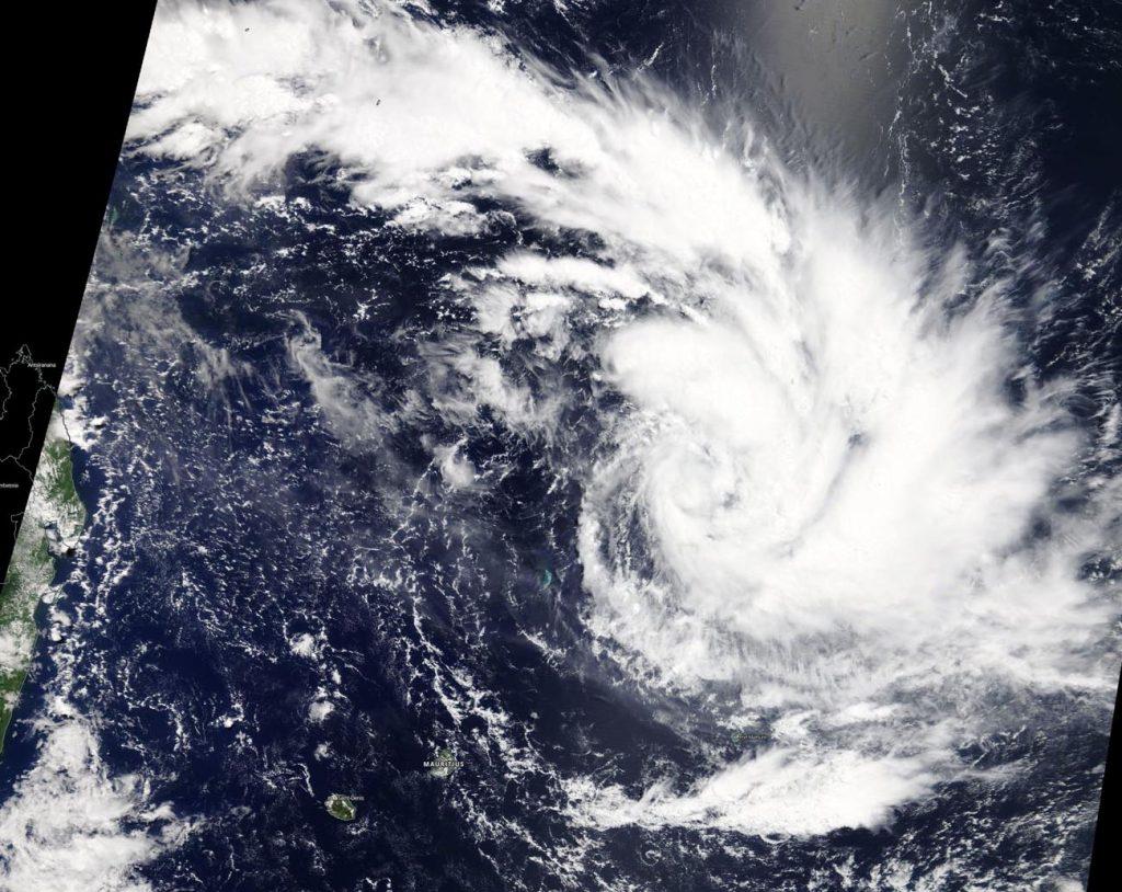 satellite image of Joaninha
