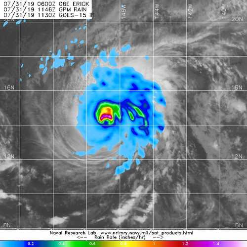 GPM image of Erick