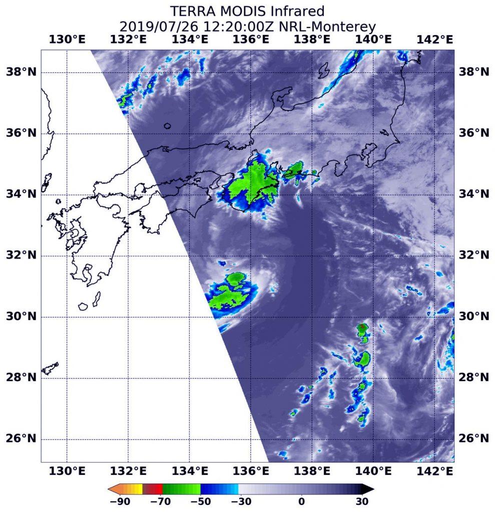 Terra image of Nari