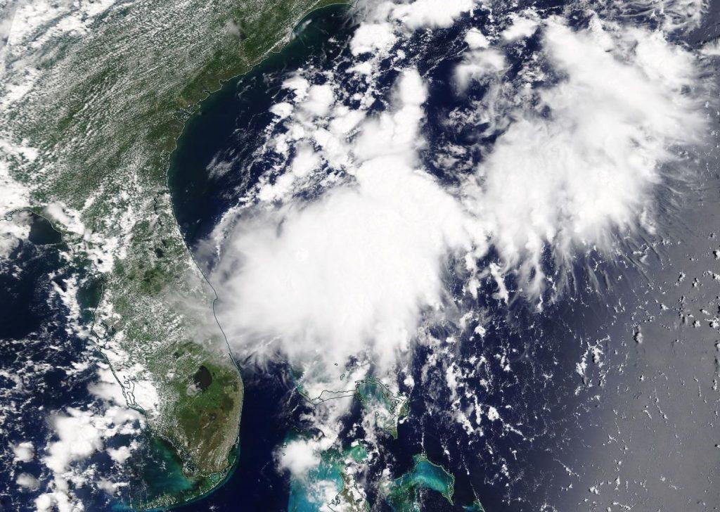 Terra image of TD3