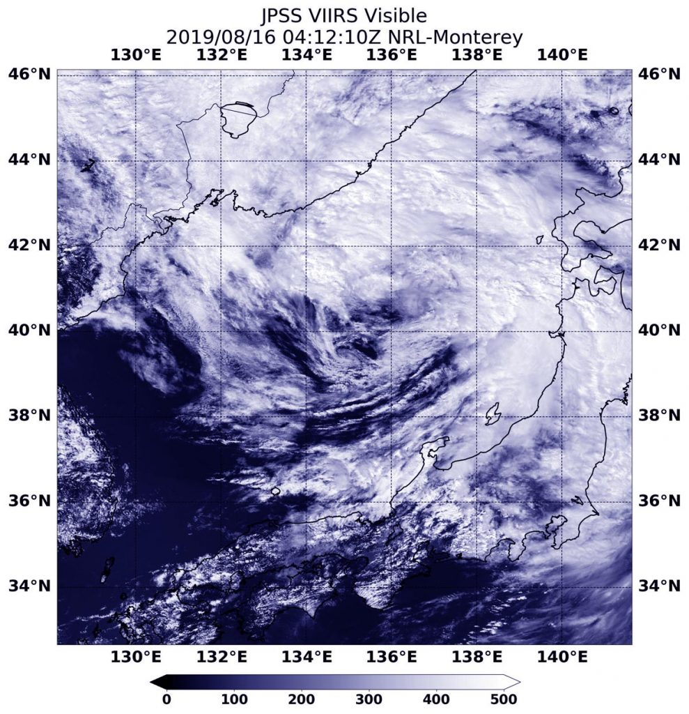 NOAA-20 image of Krosa