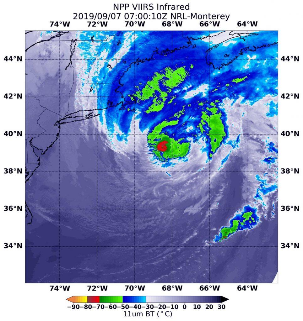 Dorian 2019 – Hurricane And Typhoon Updates