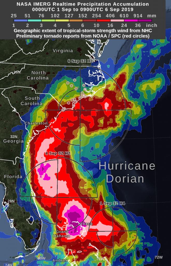 September 2019 – Hurricane And Typhoon Updates