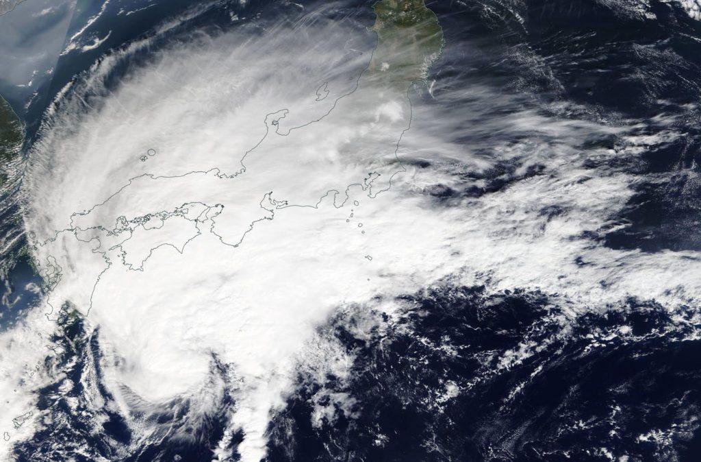 Terra image of Neoguri