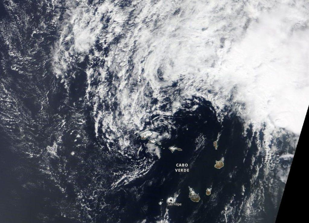 Terra image of TD15