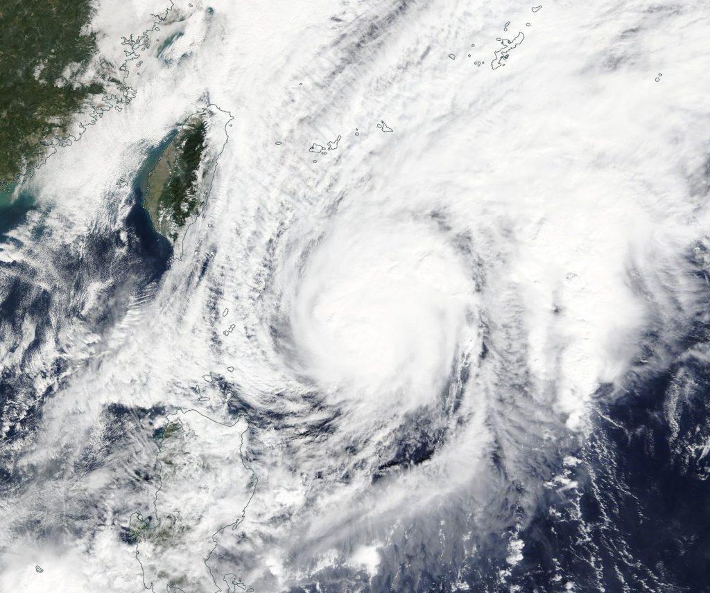 Terra image of Fung-Wong