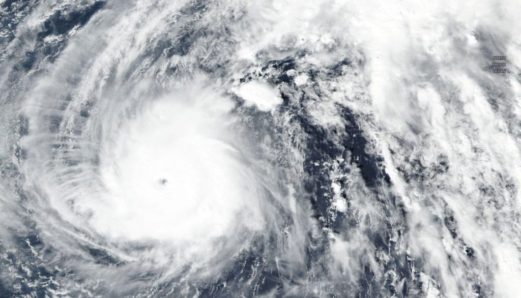 Suomi NPP image of Halong