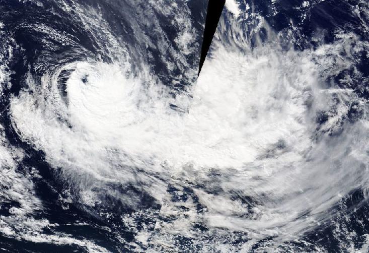 Terra image of Harold