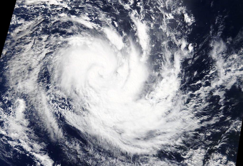 Terra image of Irondro