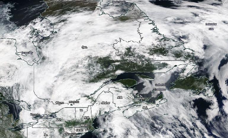 Terra image of Fay