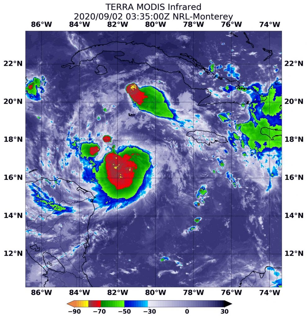 Nana Atlantic Ocean Hurricane And Typhoon Updates