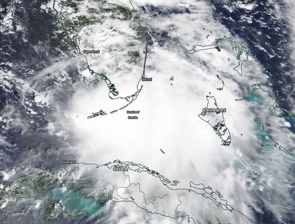 Sally – Atlantic Ocean – Hurricane And Typhoon UpdatesHurricane Sally