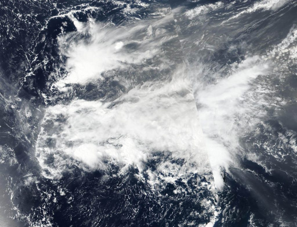 Suomi NPP image of Wilfred