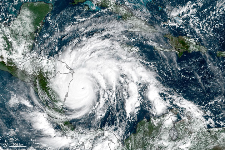 2020 Hurricane Season Winds Down After Record-Breaking Storms