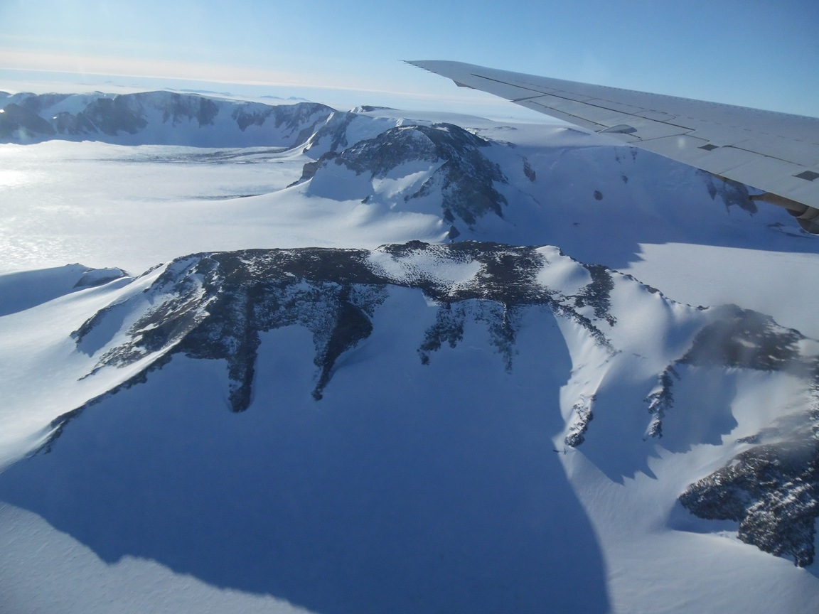 Shackleton Range