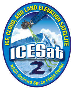 ICESat-2 mission logo