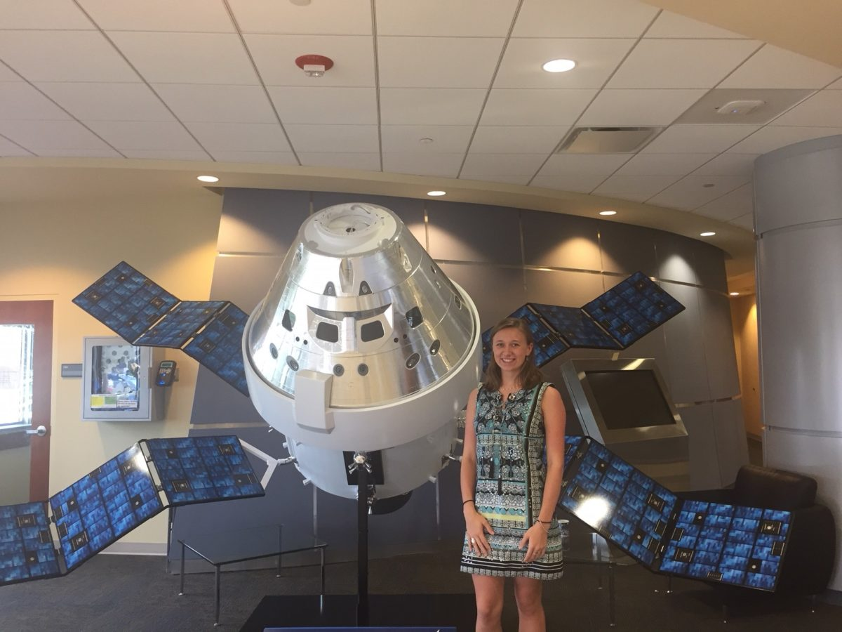 Madison Melton: Launching Her Future at NASA's Kennedy Space Center