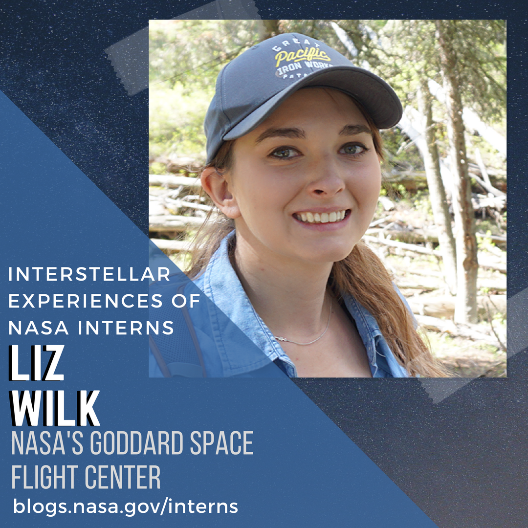 Liz Wilk: Getting the Picture at Goddard Space Flight Center