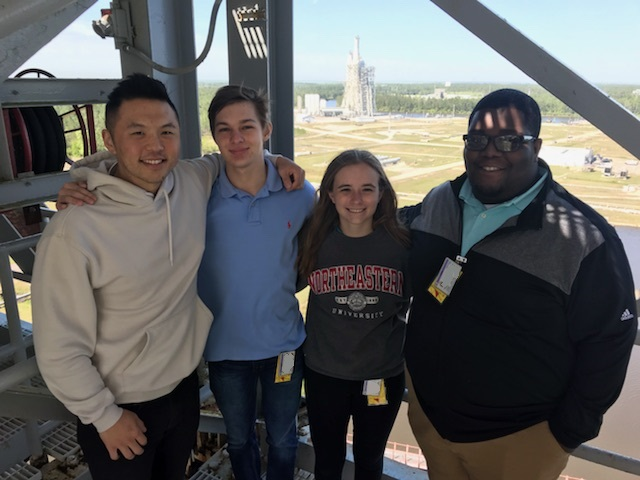 Marissa D'Alonzo: Inspiration, Education, and Learning to Love STEM at Stennis Space Center
