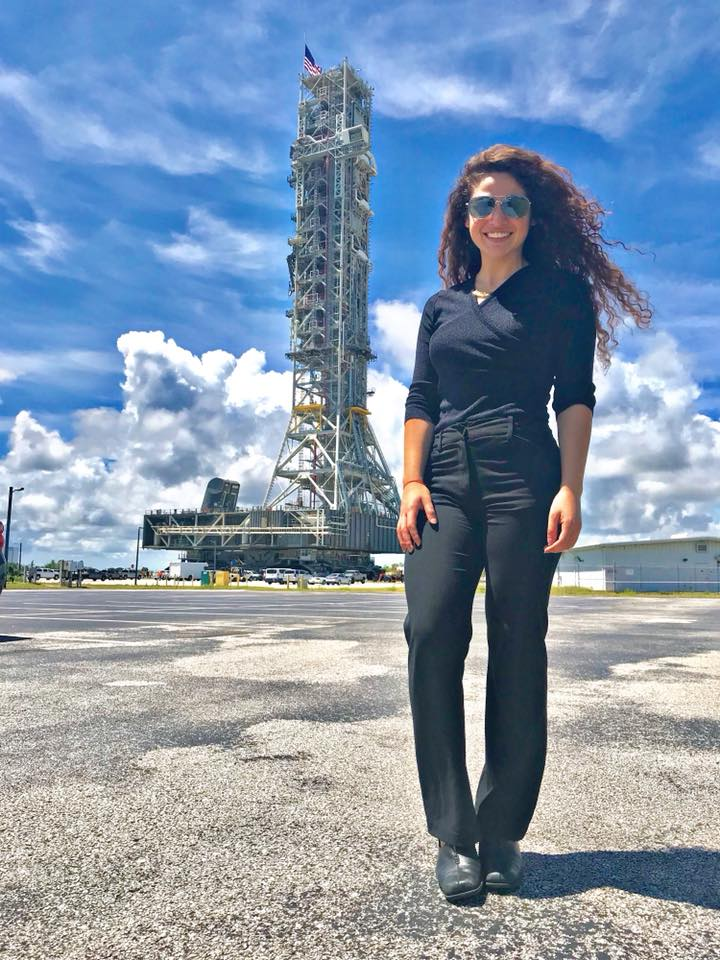 Margarita Bassil: Transfiguration and Determination at NASA's Kennedy Space Center