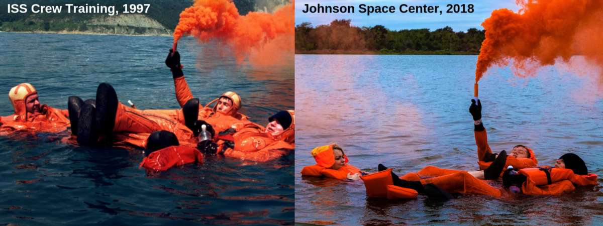 Jenna Kay Foertsch: Meeting the Challenge at NASA's Johnson Space Center