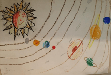 From Drawing To Telling the Stories of Space – Interstellar