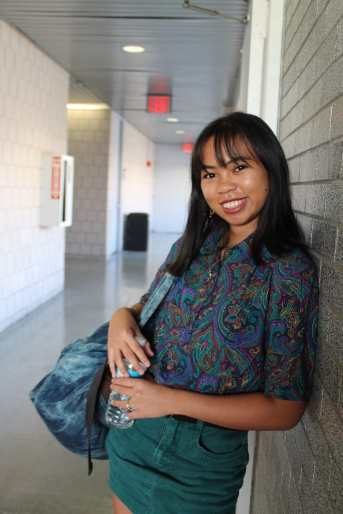 Meet Karen Mae Baldonado, an intern at NASA's Langley Research Center.