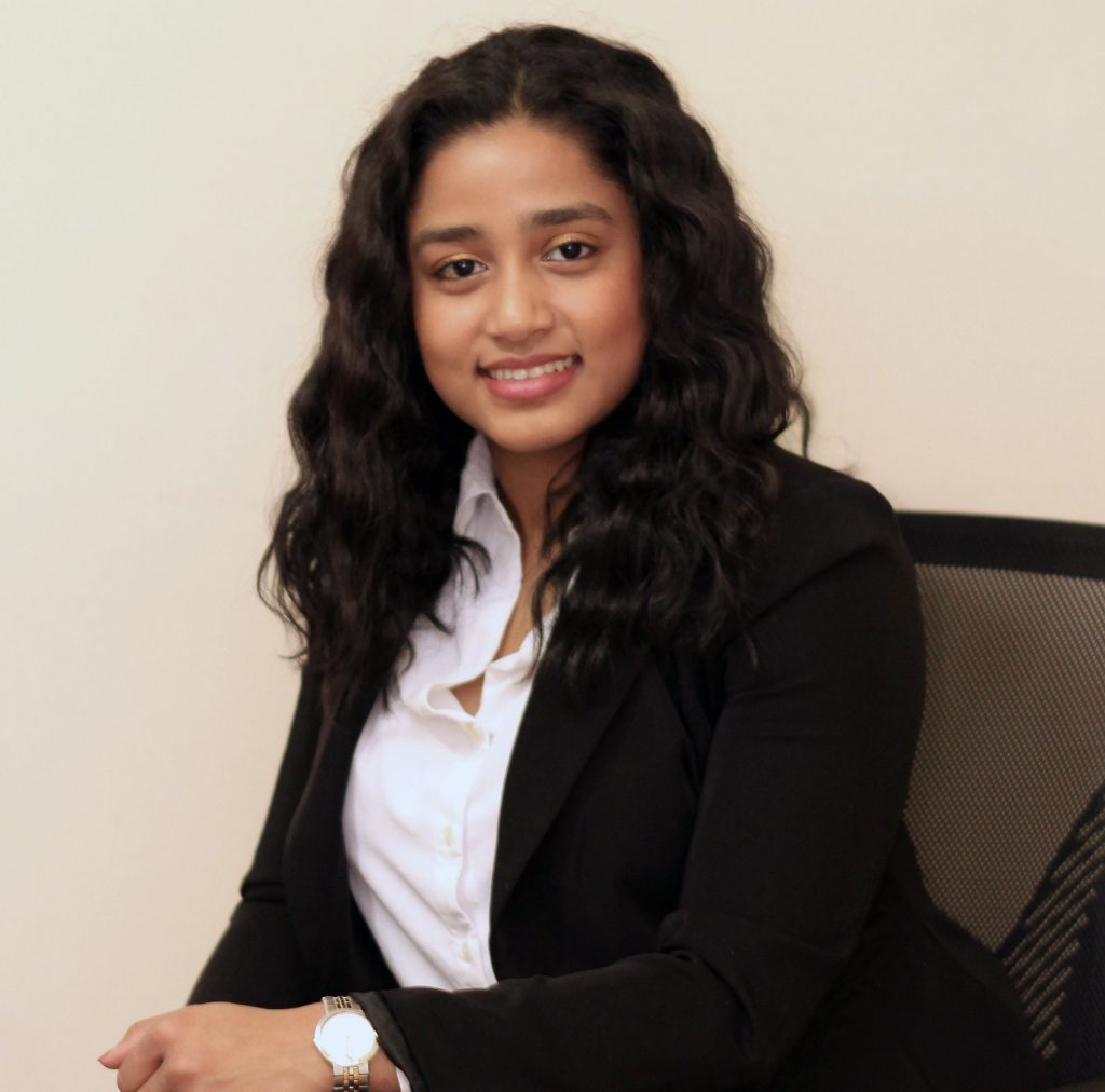 Meet Nazifa Taha, an intern at NASA's Headquarters.