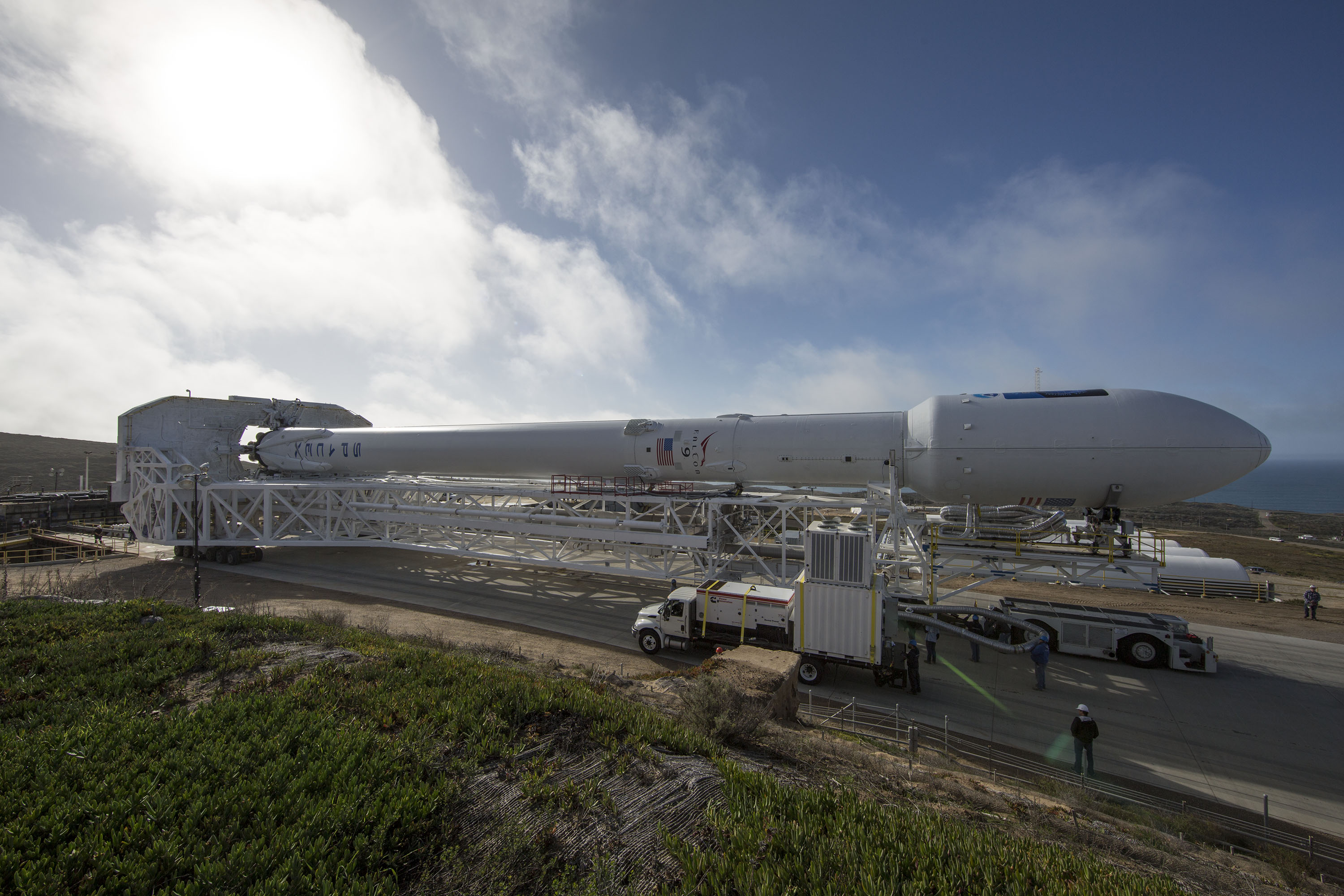 Vandenberg AFB Space Launch Complex 4
