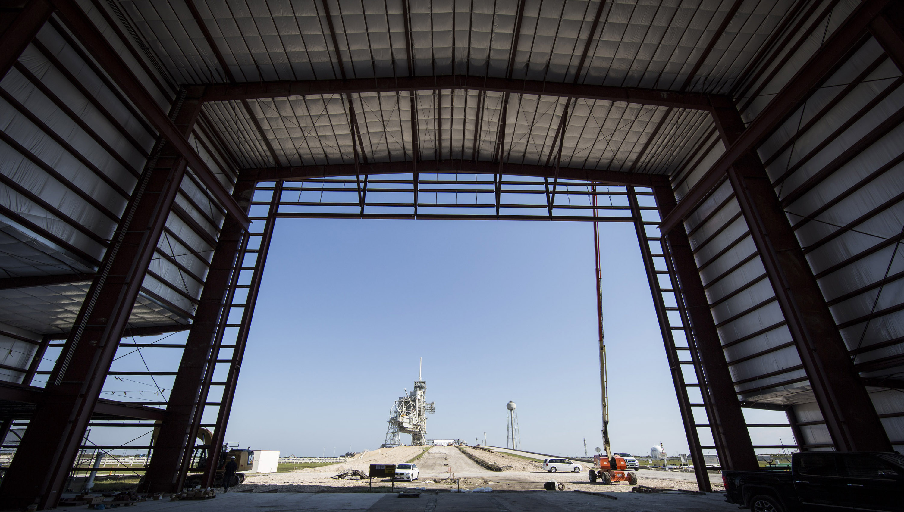 spacex launch pad 39a - photo #7