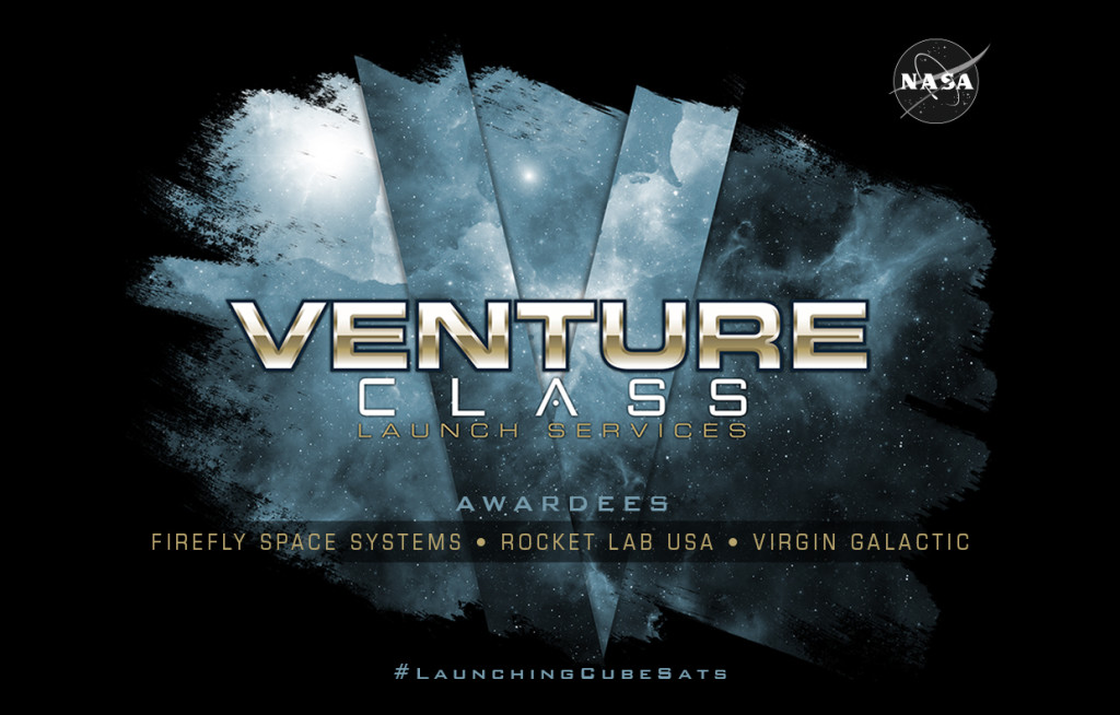 Venture Class Launch Services graphic