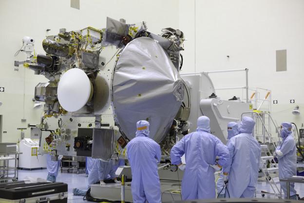 Asteroid Sampler Comm System Testing Complete