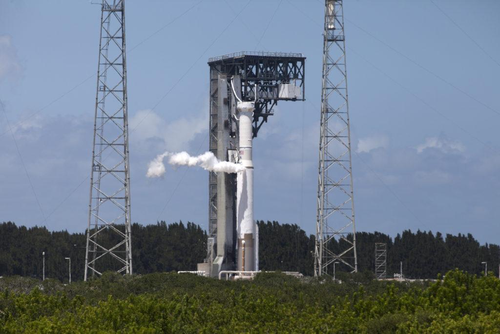 OSIRIS-REx Atlas V Wet Dress Rehearsal