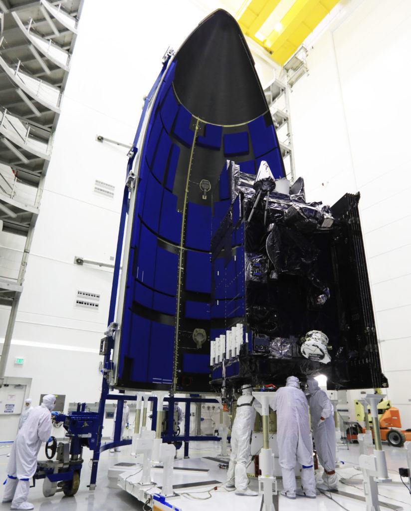 GOES-R Encapsulation